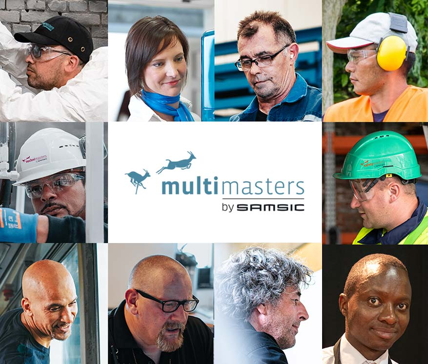 Onze Multimasters familie