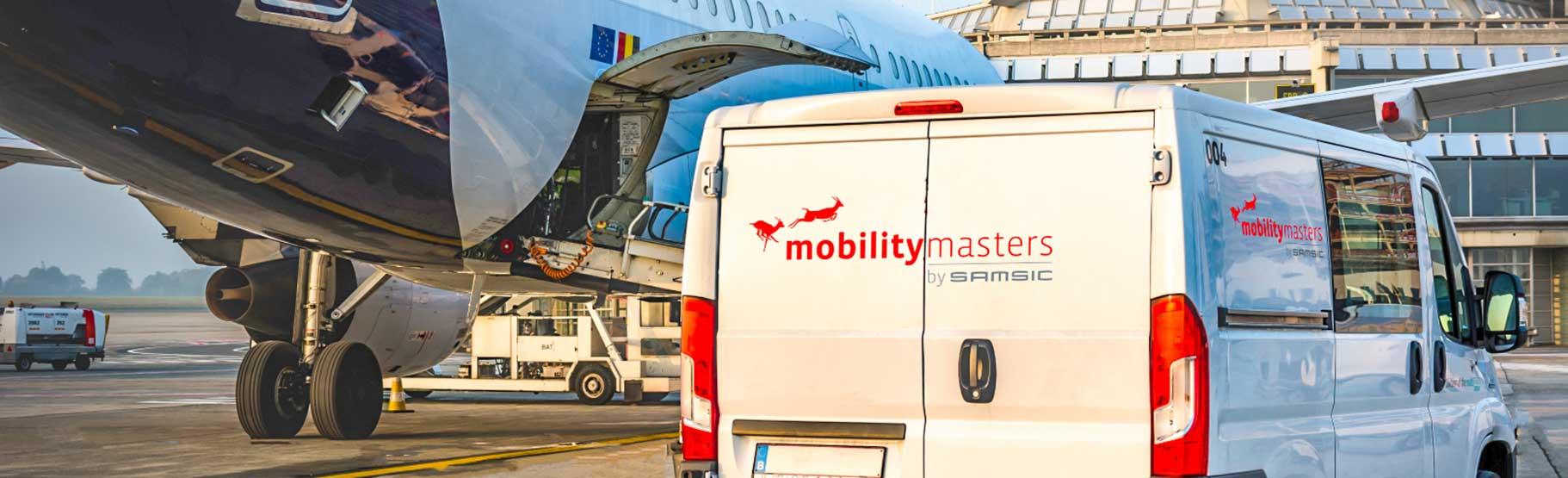 Vliegtuigen - Mobility Masters