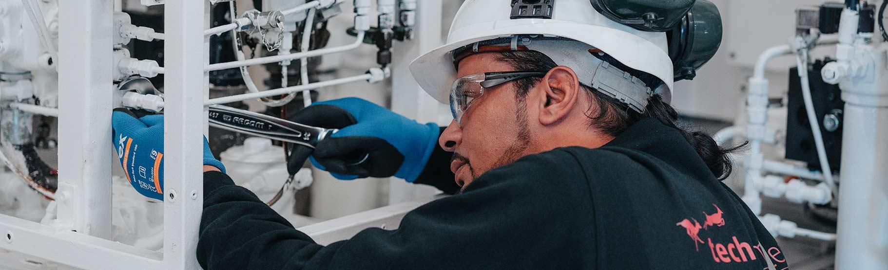 Industrieel onderhoud - Techni Masters
