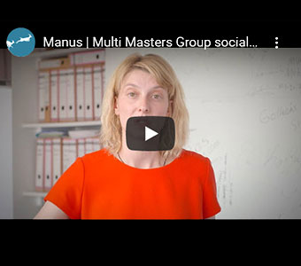 Video over de samenwerking tussen Multimasters en Manus.