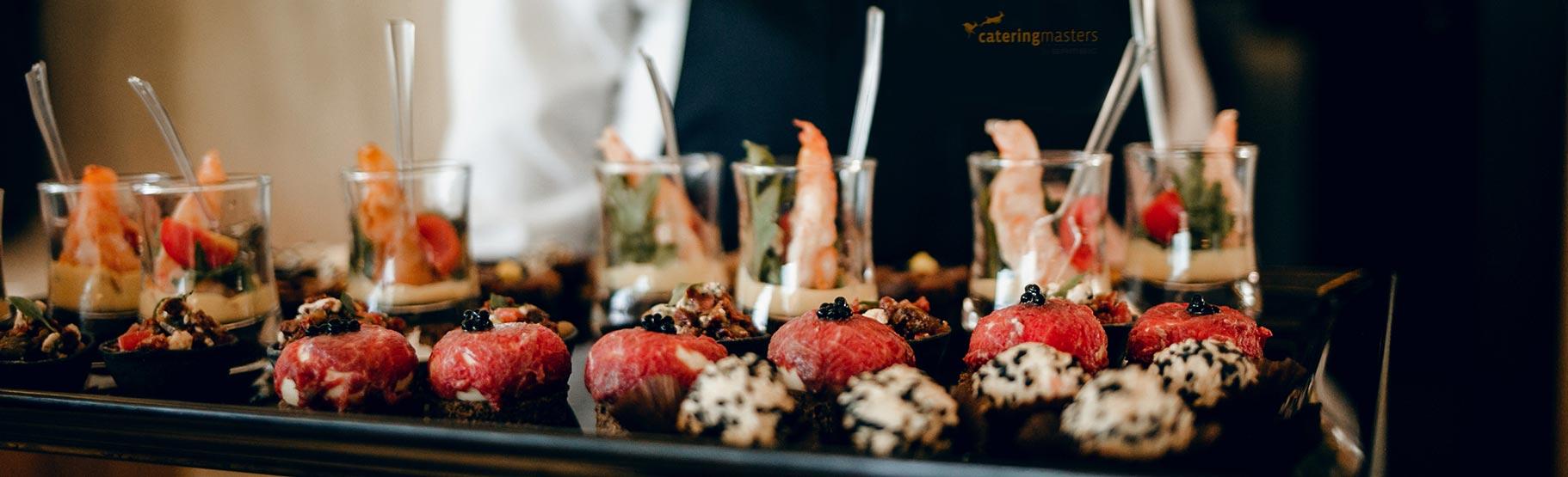 Oplossing op maat - Catering Masters