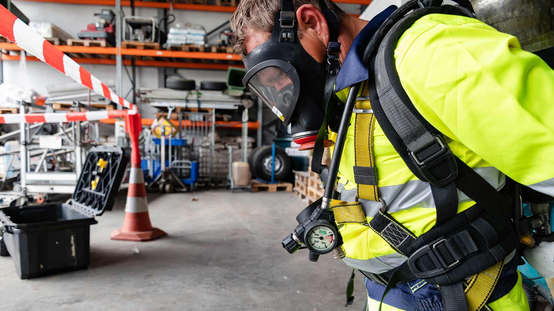 Verhuur veiligheidsmateriaal - Safety Masters