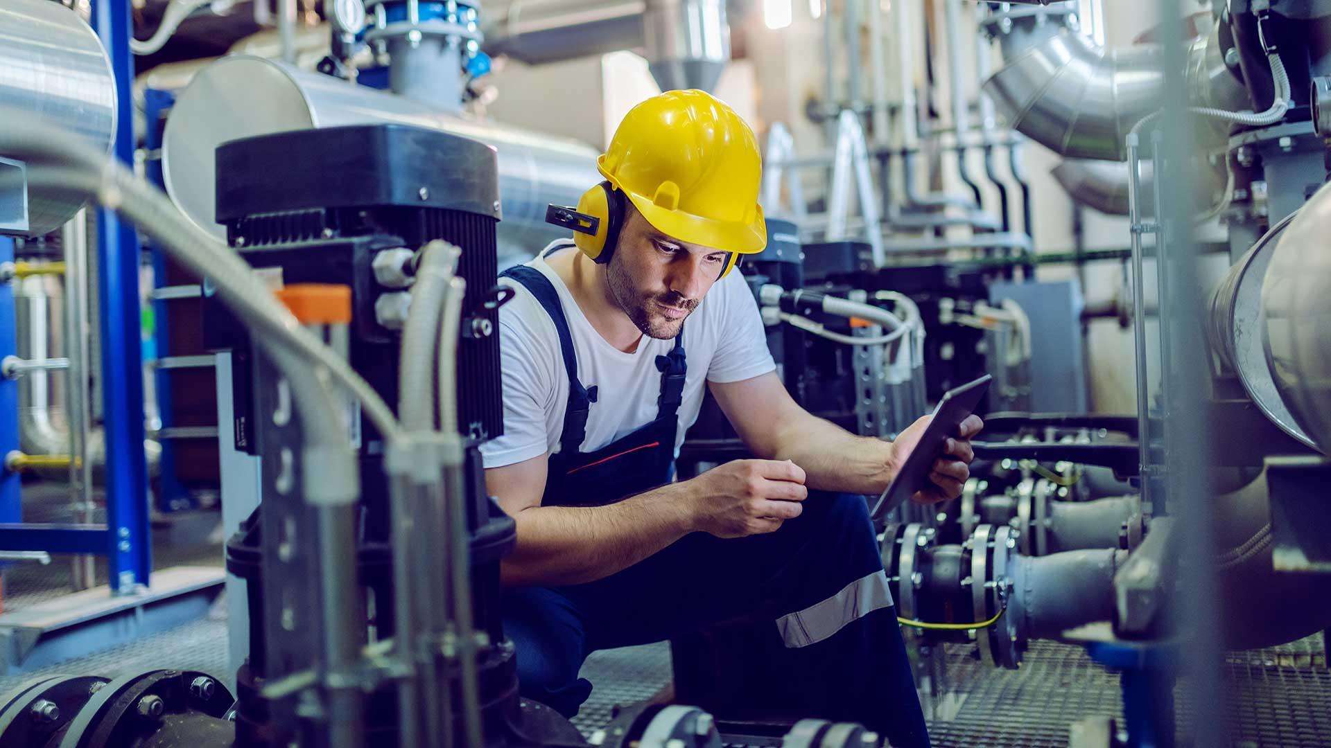 Beheer van technische installatie - Maintenance Masters
