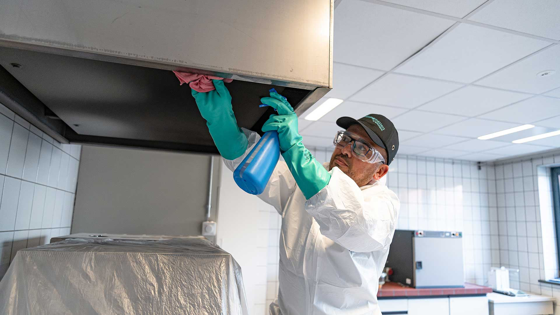Gespecialiseerde reiniging - Cleaning Masters