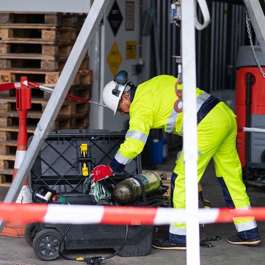 Werkkoffer - Safety Masters