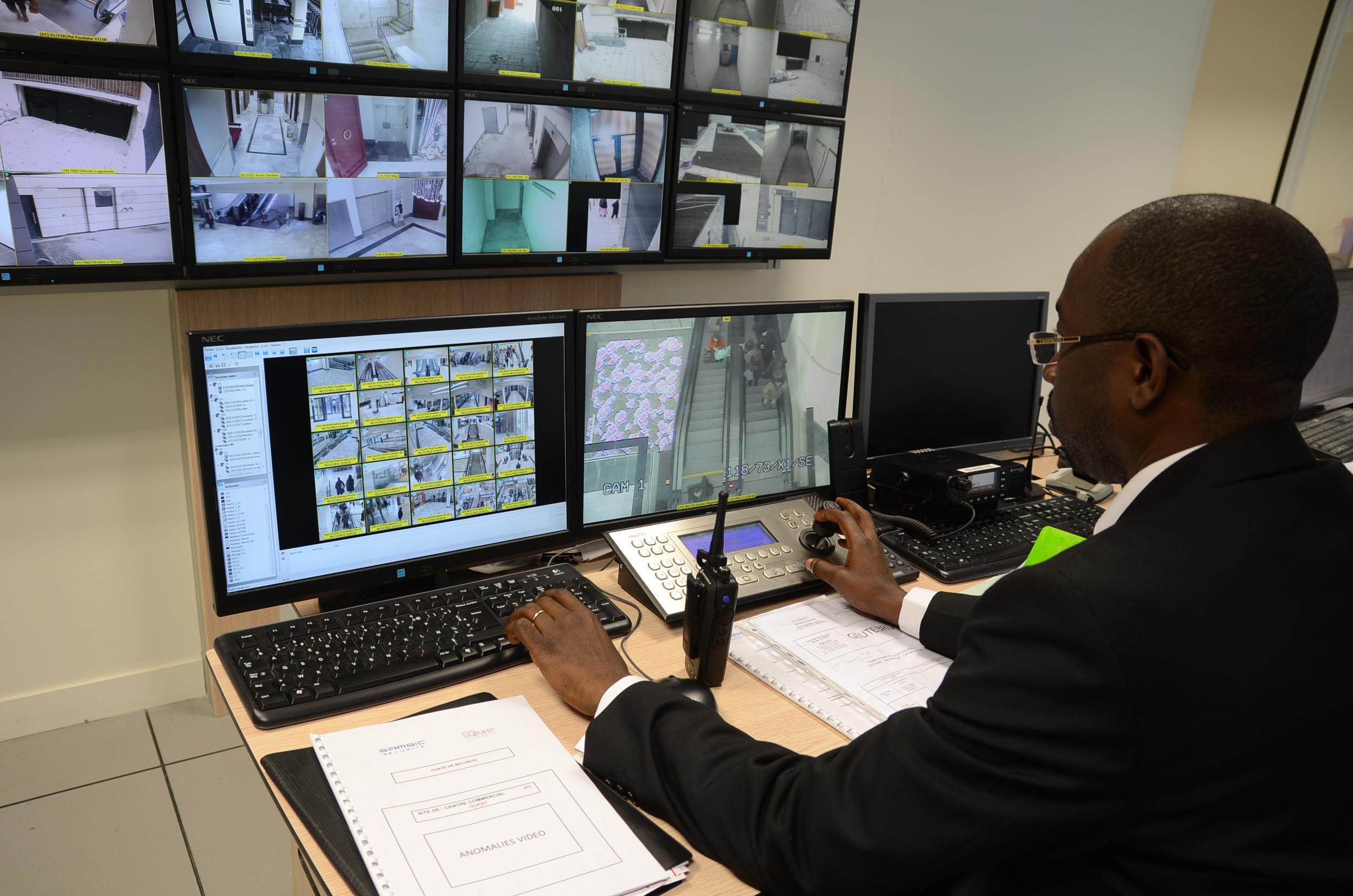 Security Masters: Statische en mobiele bewaking