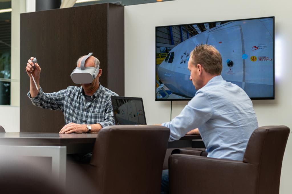 Mobility Masters utilise les techniques de réalité virtuelle lors de la formation des employées.