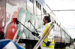 Mobility Masters is gespecialiseerd in het reinigen van alle soorten voertuigen het verwijderen van graffiti