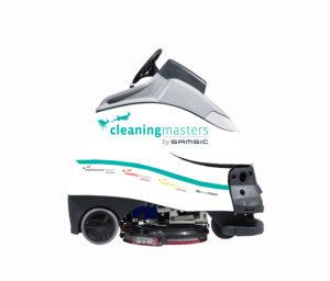 schoonmaakrobot - robot de nettoyage - cleaning robot