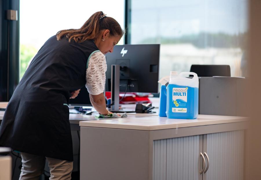 La norme ISO 14001 - Cleaning Masters a réussi l'audit intermédiaire.