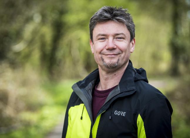 Gunther Robeets, facilities coordinator bij JAVA Foodservice