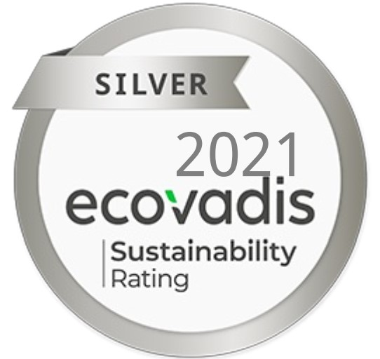 EcoVadis has again rewarded the sustainability efforts of Cleaning Masters with a silver medal.