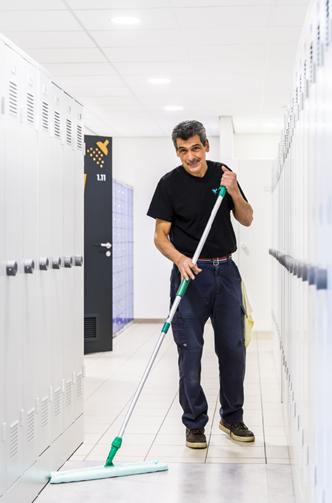 Cleaning Masters zoekt schoonmaak personeel voor de mobiele ploeg in de regio Tielt - Roeselare - Waregem.
