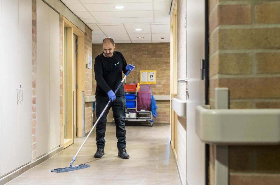 Op zoek naar deeltijds werk in de schoonmaak in de regio Tielt (West-Vlaanderen)? Cleaning Masters heeft tal van vacatures.