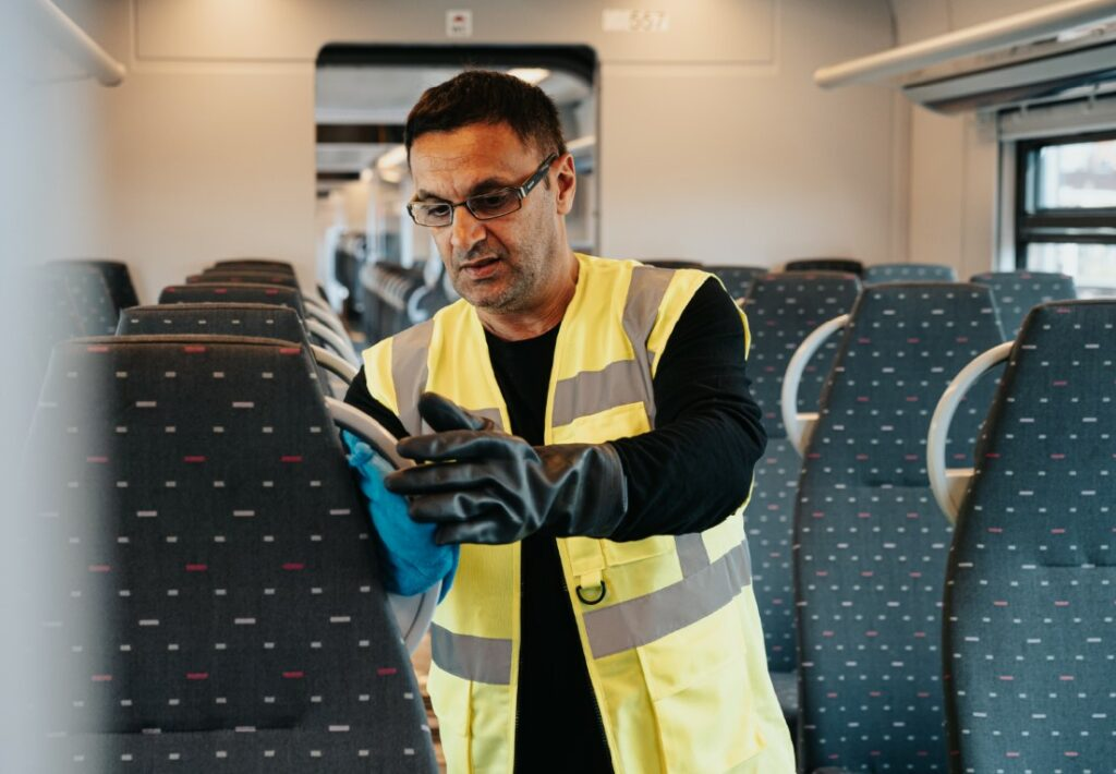 Mobility Masters is op zoek naar een teamleader schoonmaak voor de reiniging van de bussen, de trams en de treinen in de regio Antwerpen / Kempen.