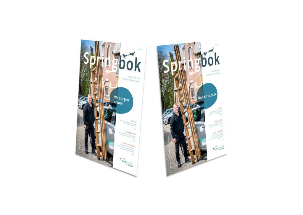 Springbok - magazine Multi Masters Group