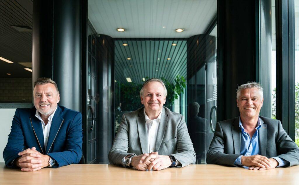 Dirk De Croock, Nicolas de Schutter en Philip Paelinck hebben het lokale schoonmaakbedrijf Cleaning Masters uitgebouwd tot de facilitaire dienstverlener Multi Masters Group die 10 gespecialiseerde divisies telt.
