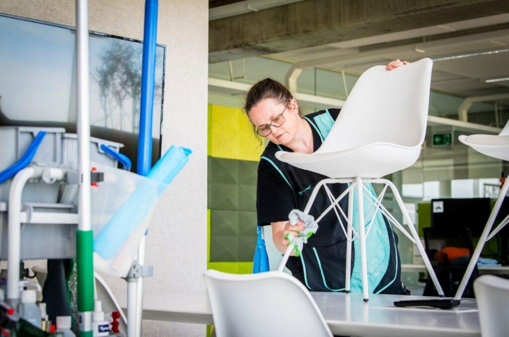 Schoonmaakbedrijf Cleaning Masters is op zoek naar deeltijds poetspersoneel voor een opdracht van 25 uur per week in Brasschaat.
